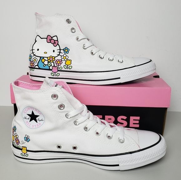 hello kitty converse | Welcome to buy